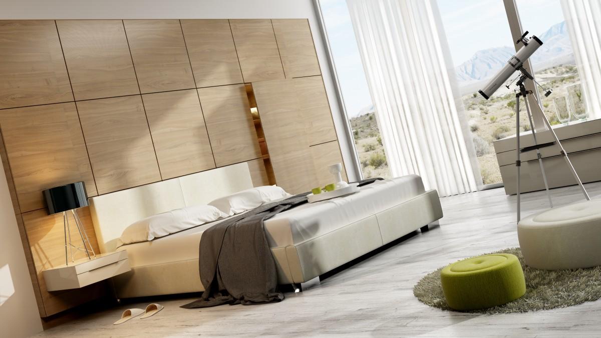 Łóżko tapicerowane CLASSIC