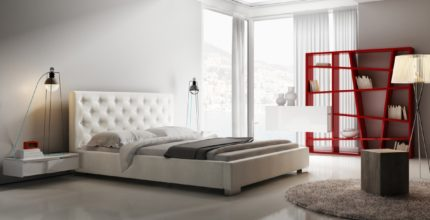 Propozycje łóżek tapicerowanych, cz. 3: do sypialni młodzieżowych