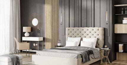 Łóżko zpojemnikiem czybez– co wybrać dosypialni
