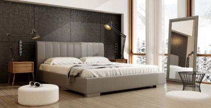 Sypialnia wmęskim stylu