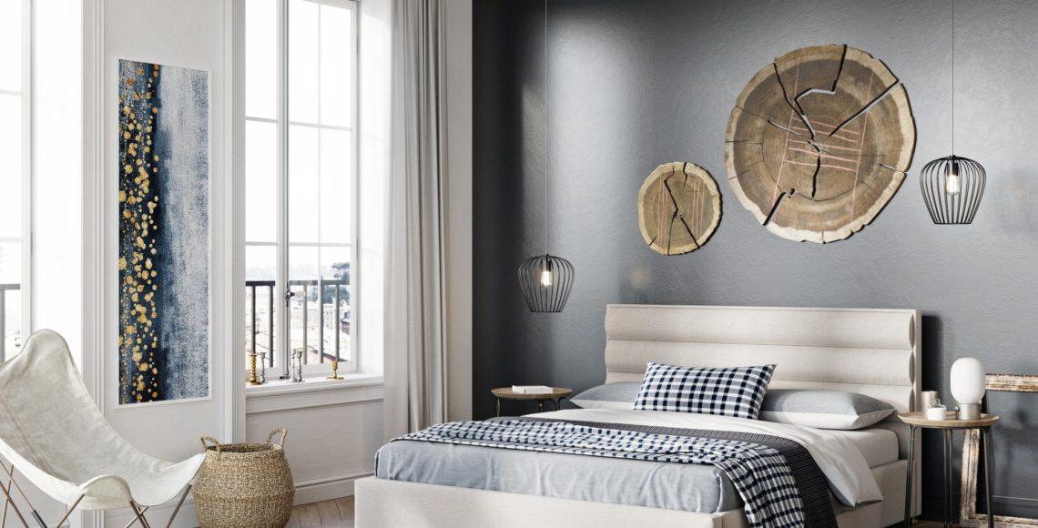 Łóżko tapicerowane QUADRO LEVEL