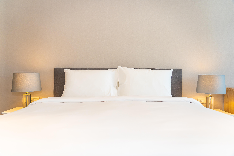 Aranżacja małej sypialni w bloku
